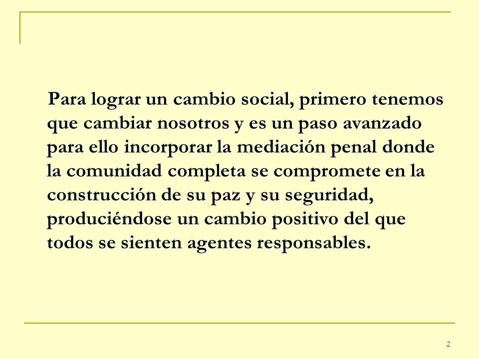 33 Código Procesal Penal del Chaco Ley 4538 y sus modificatorias TRAMITE LEGISLATIVO L.4538 - CODIGO PROCESAL PENAL SANCIONADA: 04/11/1998 AUTOR: PROMULGADA: 03/06/1999 PUBLICADA : 12/07/1999 BO: 07454 ESTUDIADO: DEROGADA : CARACTER : GENERAL OBSERVADA : SINTESIS : CODIGO PROCESAL PENAL.