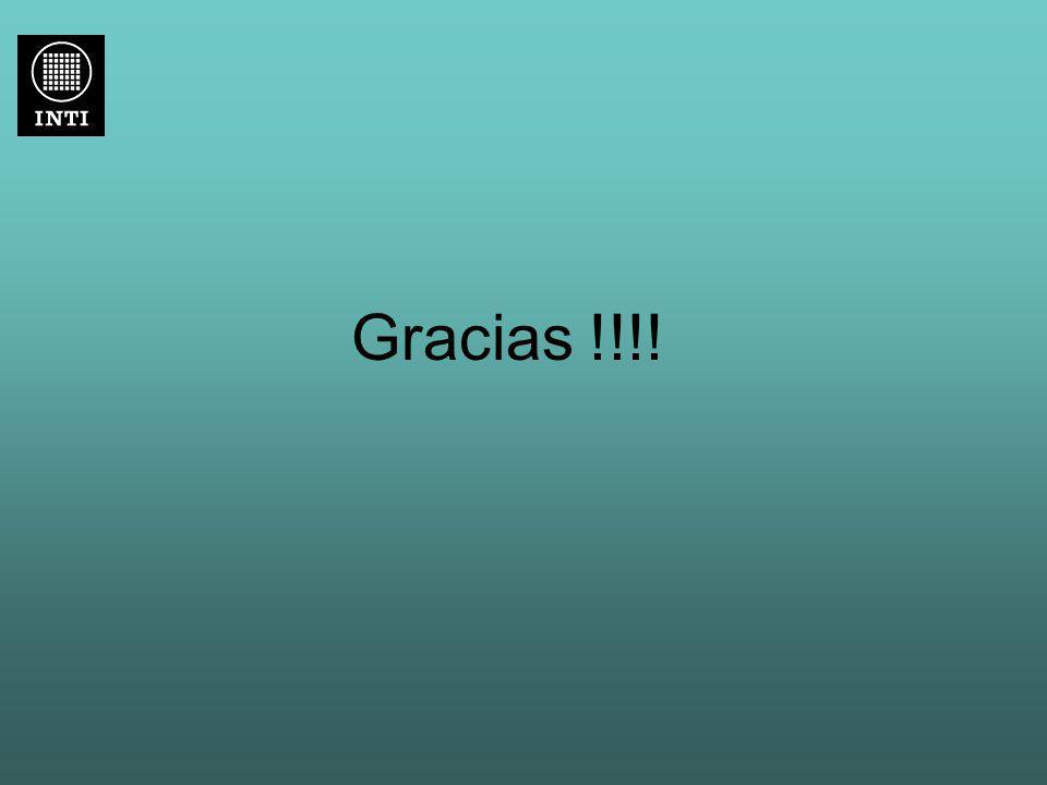 Gracias !!!!