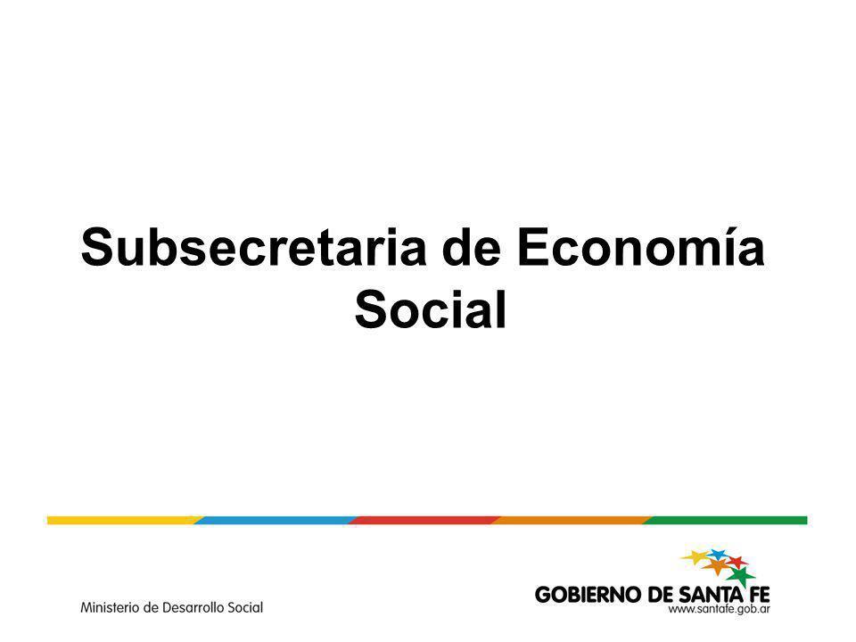 Subsecretaria de Economía Social
