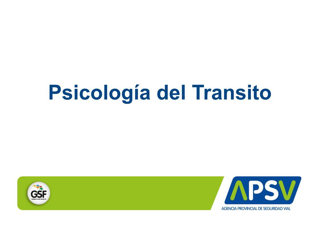 Psicología del Transito