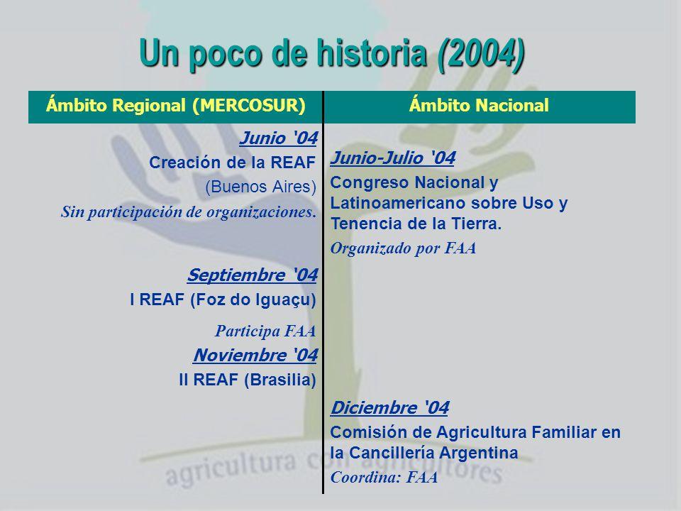 Registro Nacional de la Agricultura Familiar (ReNAF) ¿Quiénes realizan el registro.