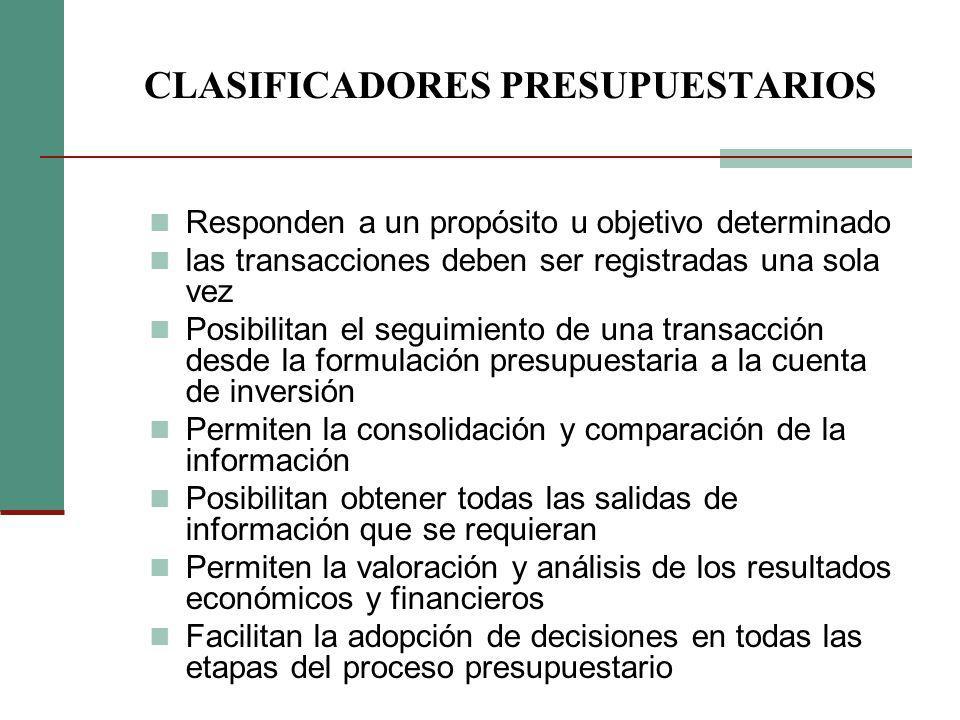 Responden a un propósito u objetivo determinado las transacciones deben ser registradas una sola vez Posibilitan el seguimiento de una transacción des