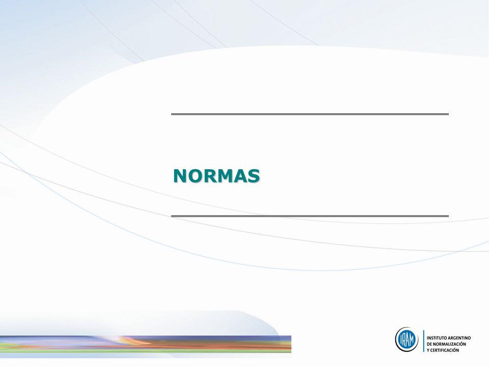 NORMAS