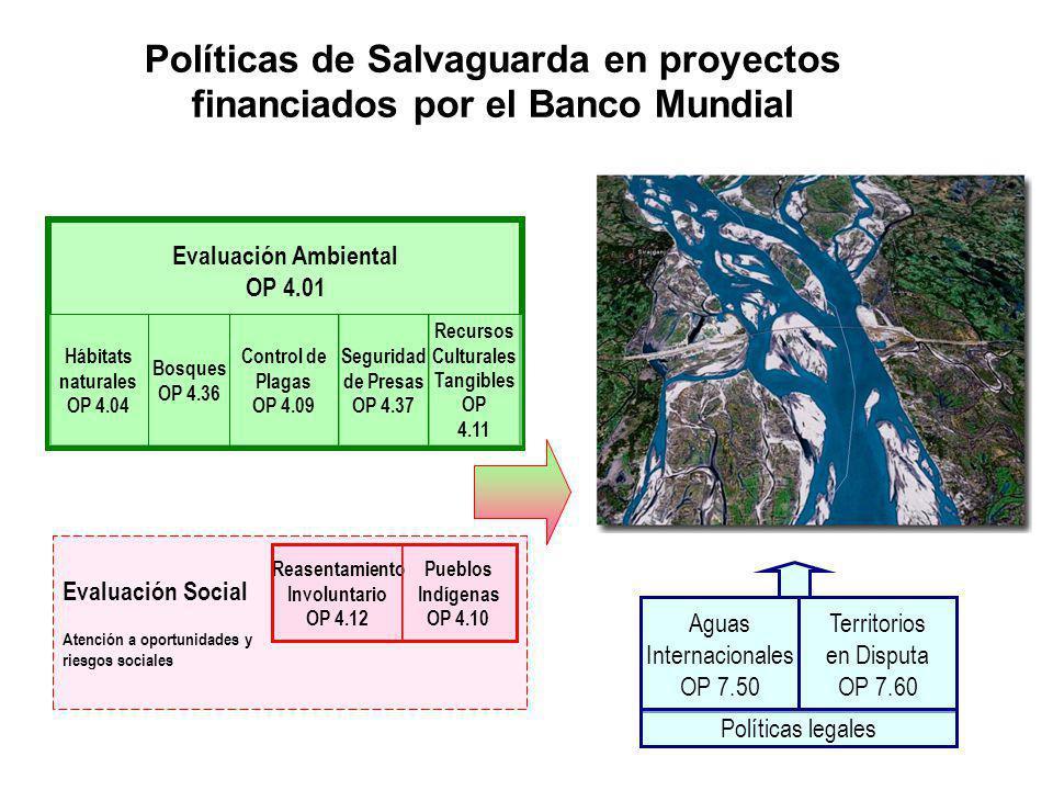 Falla estructural de una presa OP/BP 4.37 Safety of Dams