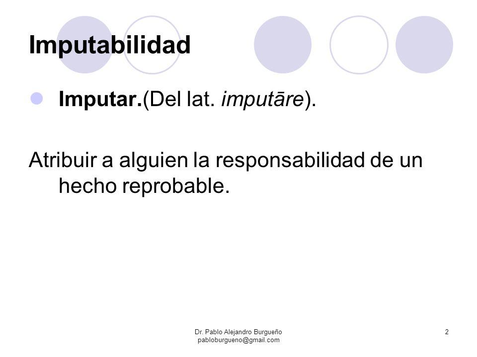 Dr.Pablo Alejandro Burgueño pabloburgueno@gmail.com 23 El delicuente sexual serial del Prof.