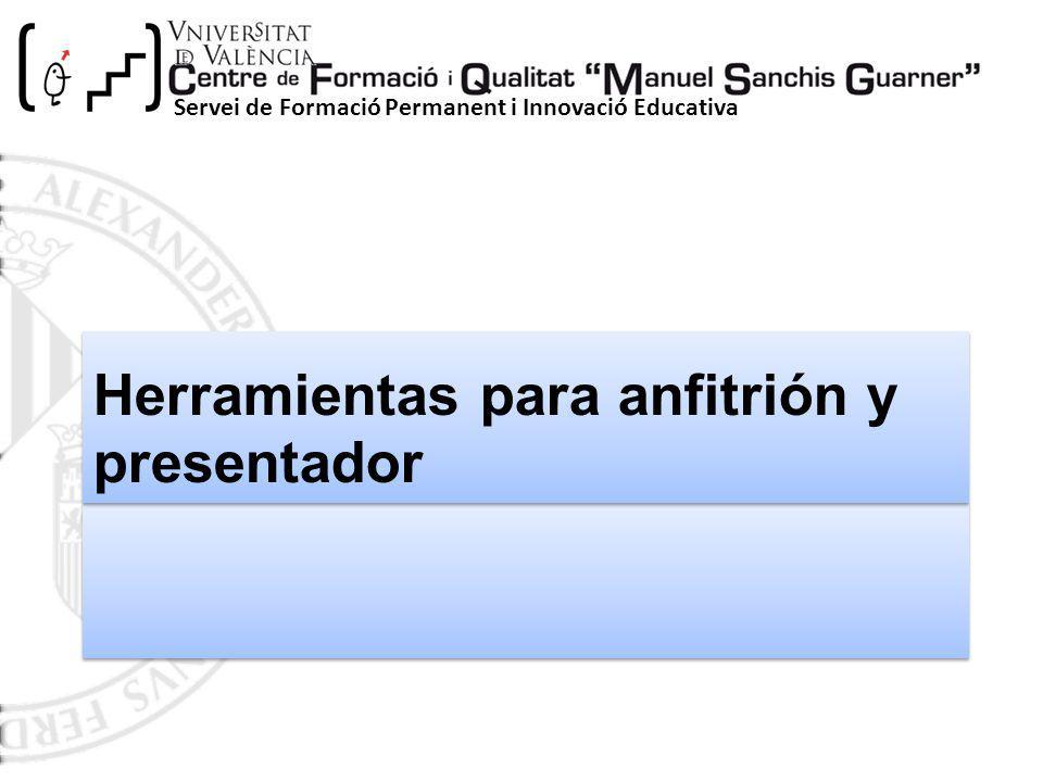 Pàg. 2 Reservas En Correo UV > Secretaría Virtual > Reserva de espacios y recursos: