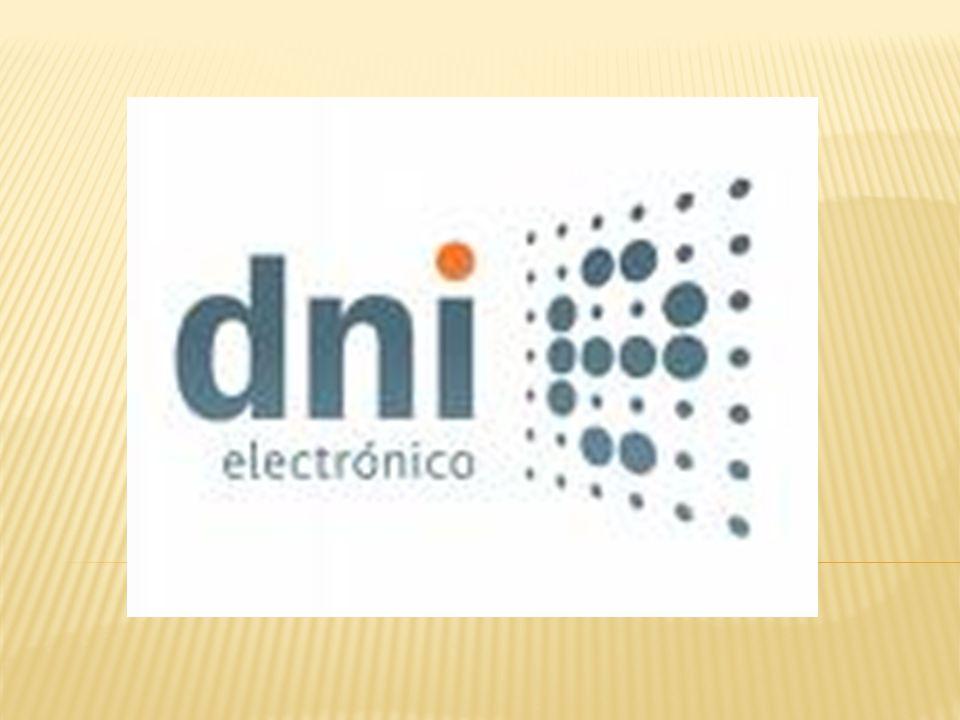 1.Que es el DNI electrónico 2. Componentes del DNI electrónico 3.