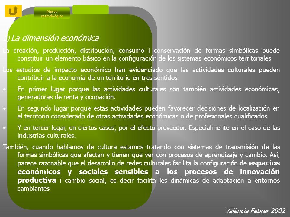 A. Las relaciones entre la cultura y el territorio.