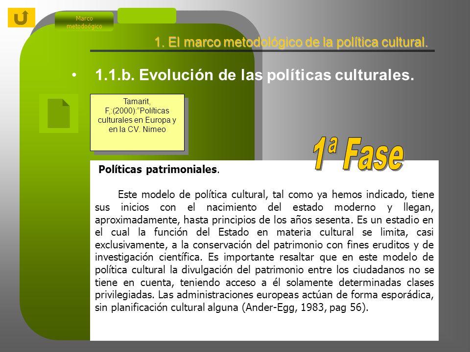 Esquema fines-medios de la política cultural EL ESTADO Y SUS INSTITUCIONES Proceso de decisión: -¿Qué Hacer .