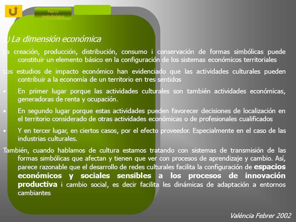 A. Las relaciones entre la cultura y el territorio. La cultura, como sistema compartido de creencias, valores y prácticas tiene una dimensión territor