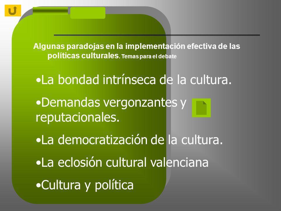 X.- El Gestor Cultural. Concepto. Funciones. Aptitudes Gestión Cultural Aptitudes del Gestor Cultural (APGCC) Capacidad de interpretación del territor