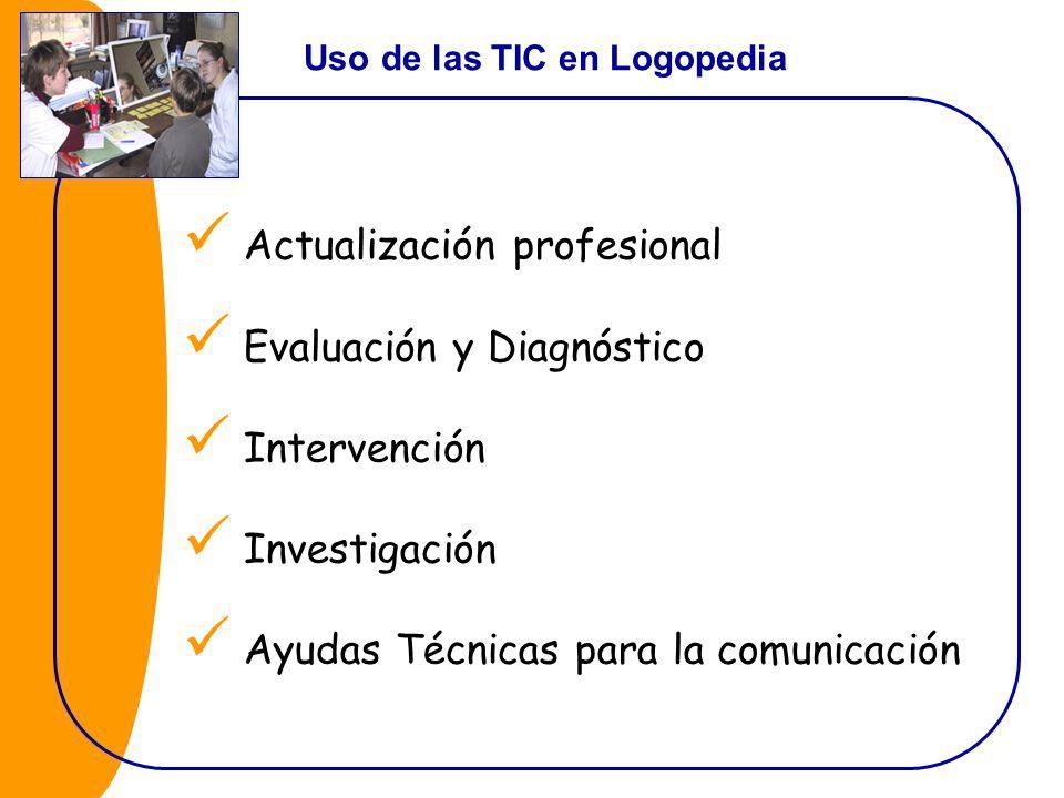 Comunicación entre profesionales.Difusión de los resultados de investigaciones.