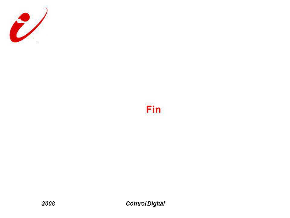 2008Control Digital Fin