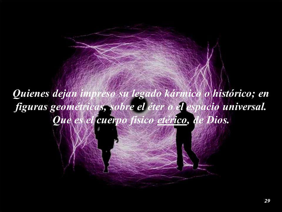 Y así vemos aparecer y desaparecer de la faz de la Tierra; por la infinita vorágine de la evolución: A hombres, pueblos, culturas y civilizaciones enteras.