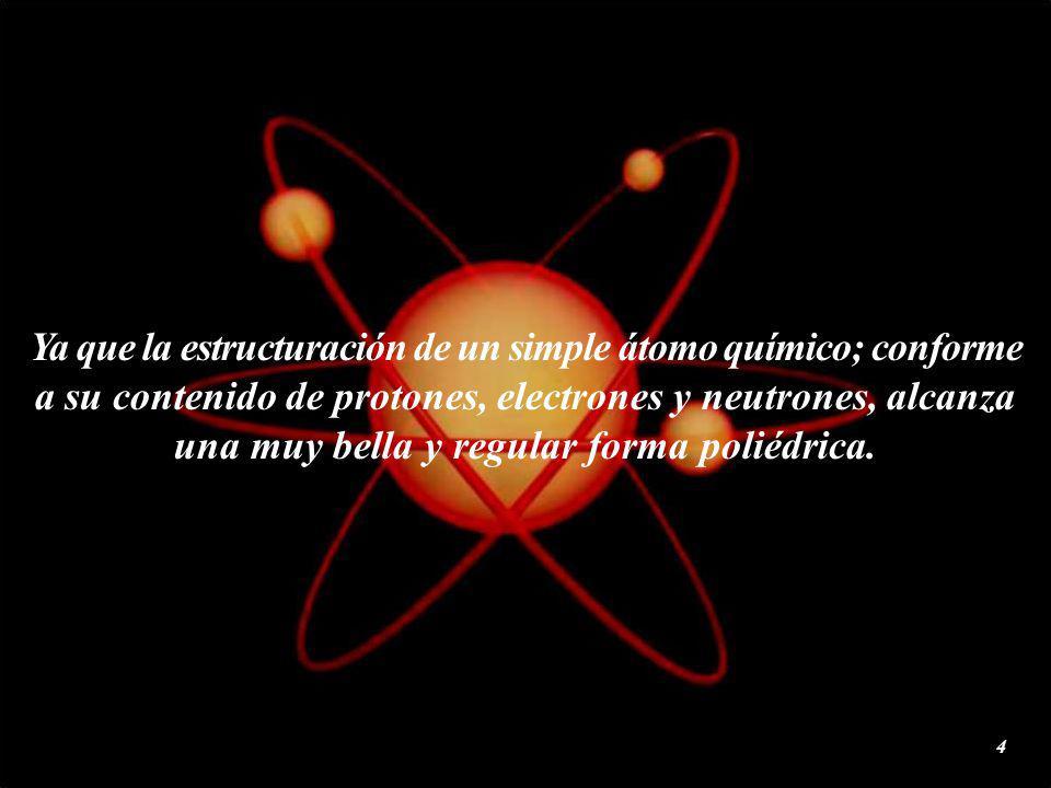 Dios Geometriza, utilizando la las Leyes de la Ciencia de los Números; y la Naturaleza entera, es el resultado de tales leyes o principios.