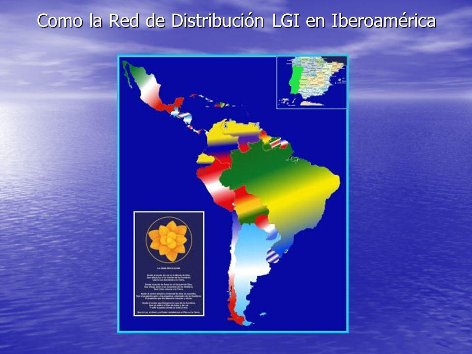 Como la Red de Distribución LGI en Iberoamérica