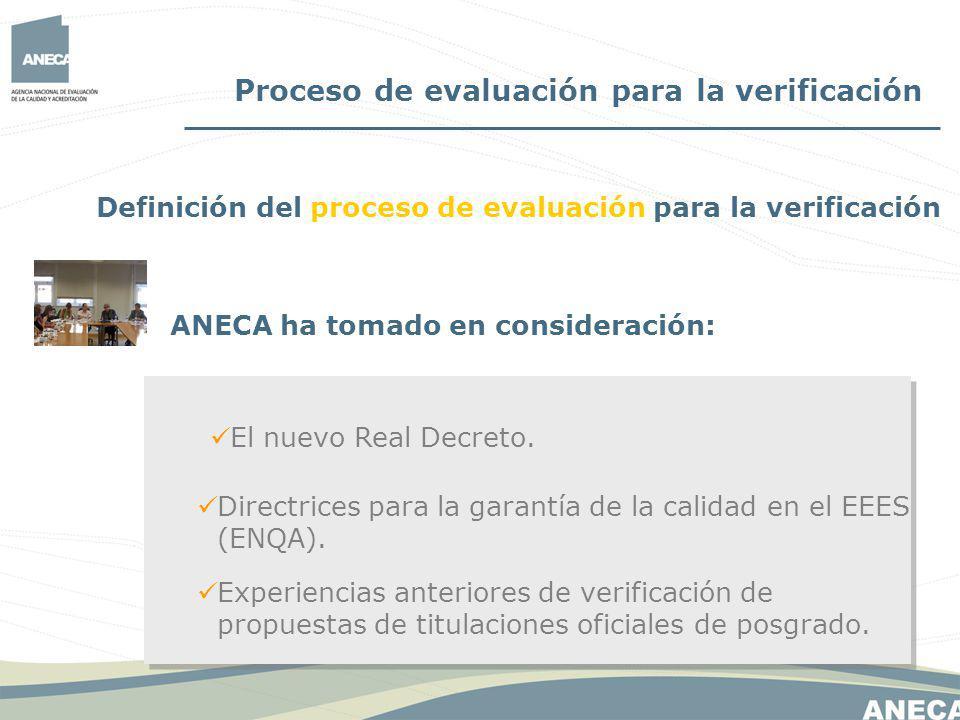 Directrices para la garantía de la calidad en el EEES (ENQA).