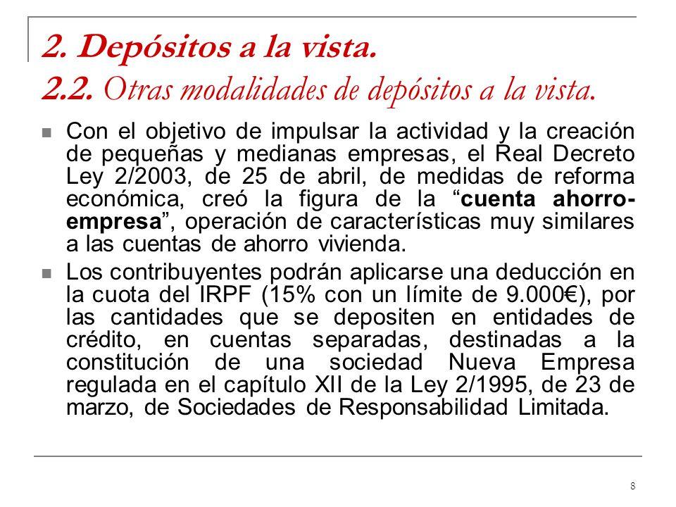 19 4.Empréstitos de obligaciones 4.2.