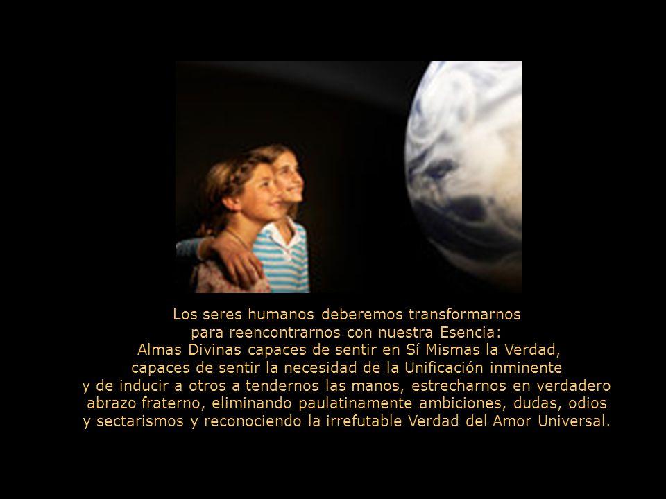 Sería negar la Sabiduría Divina suponer que fue Creado un mundo en el cual la humanidad que habría de habitarlo careciera de los medios necesarios par