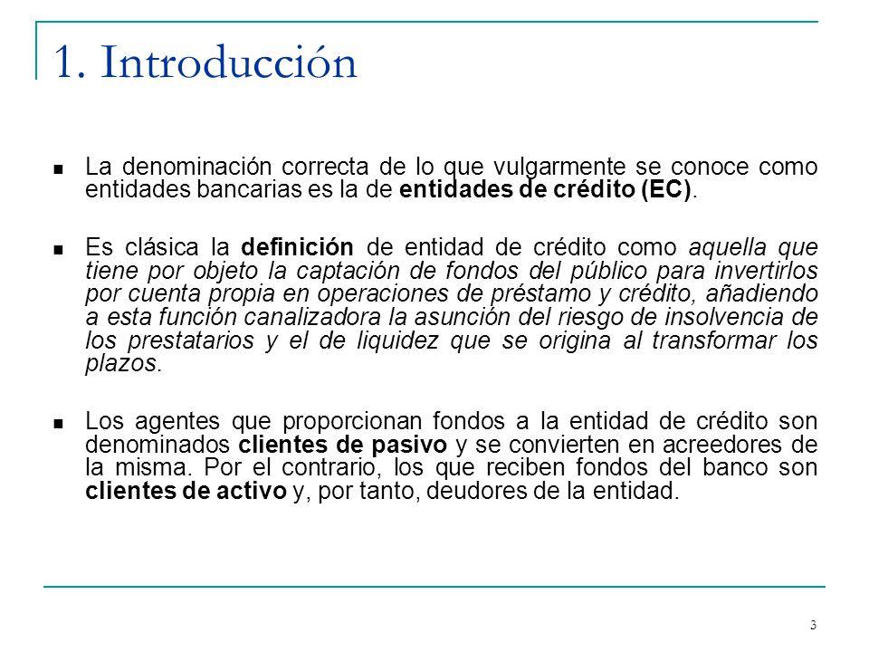 24 4. El marco legal de las operaciones bancarias