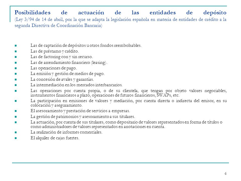 17 3. Los cambios en la estructura de balance de las entidades de crédito españolas
