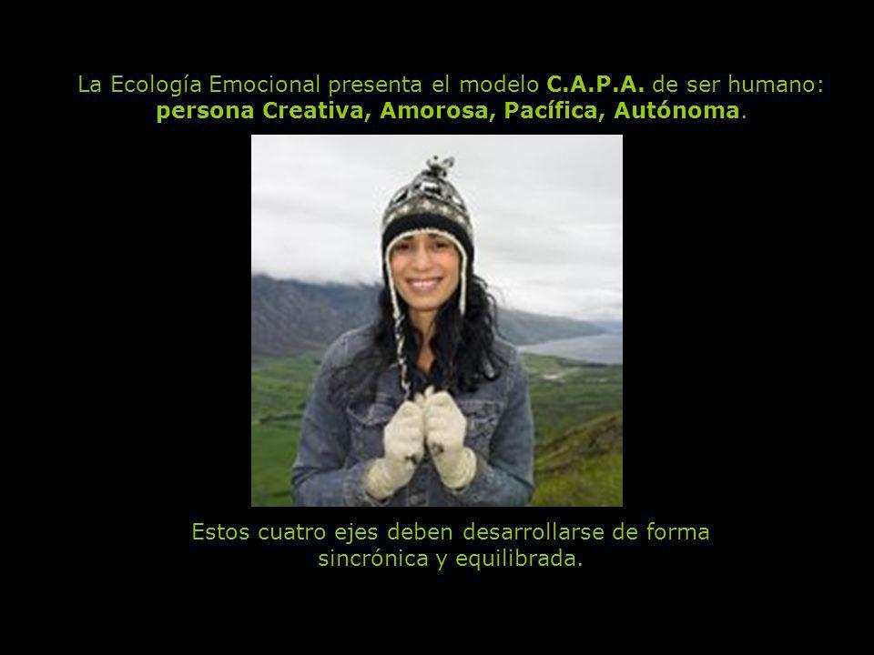 La Ecología Emocional presenta el modelo C.A.P.A.