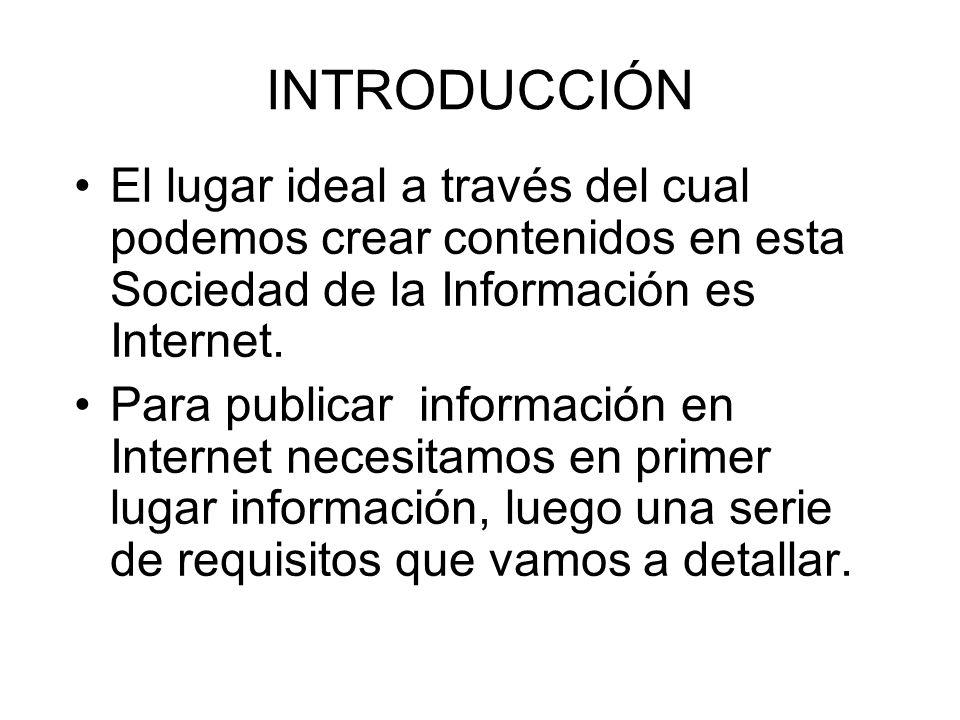 Debemos realizar el mismo procedimiento para crear en M-Word las siguientes páginas web (por ejemplo): index.htm delitosinformaticos.htm huancayo.htm