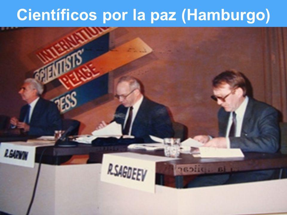 Slide 6 of # Científicos por la paz (Hamburgo)