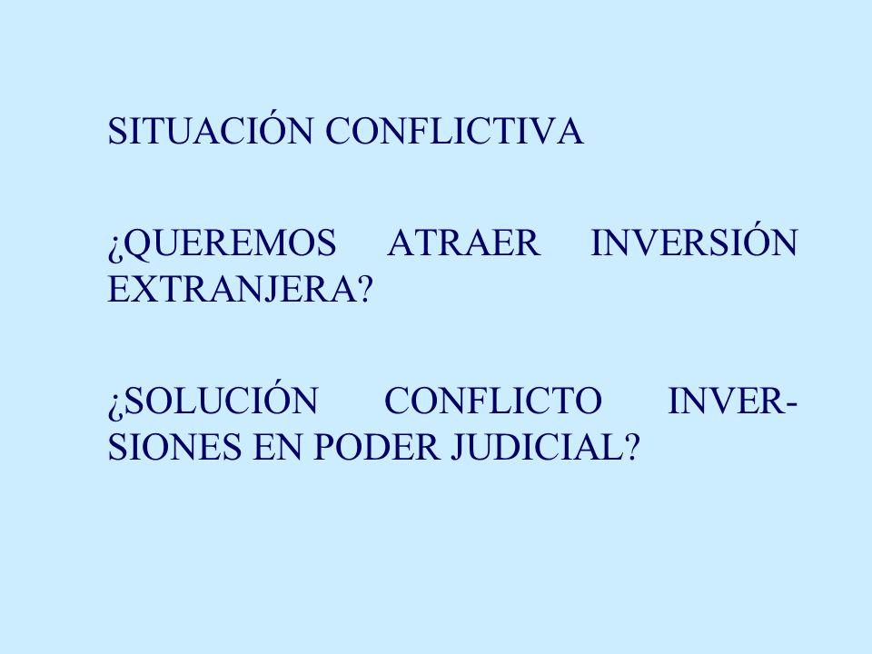 Una vez que el inversionista haya remitido la controversia al tribunal competente de la Parte Contratante en cuyo territorio se hubiera efectuado la inversión o al tribunal arbitral, la elección de uno u otro procedimiento será definitiva.
