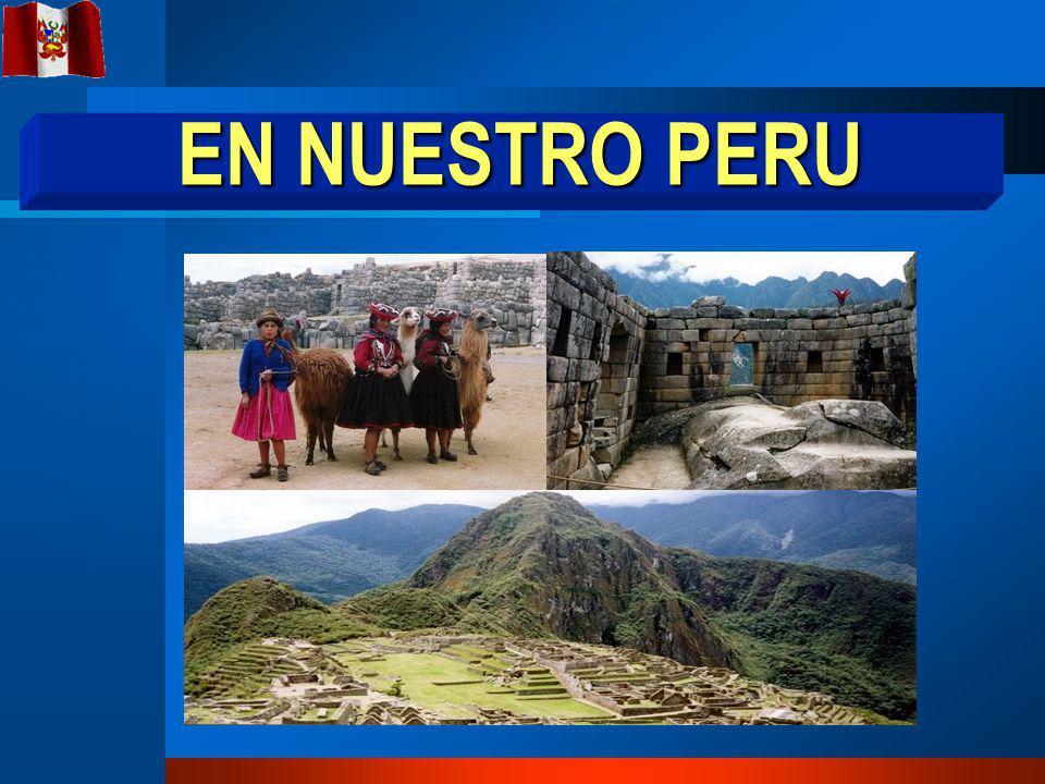 EN NUESTRO PERU