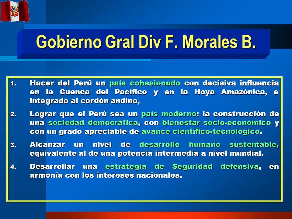 Gobierno Gral Div F. Morales B. 1.