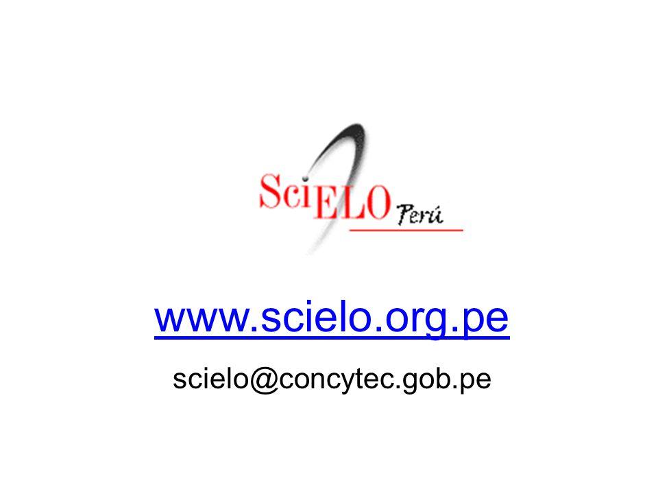 www.scielo.org.pe scielo@concytec.gob.pe