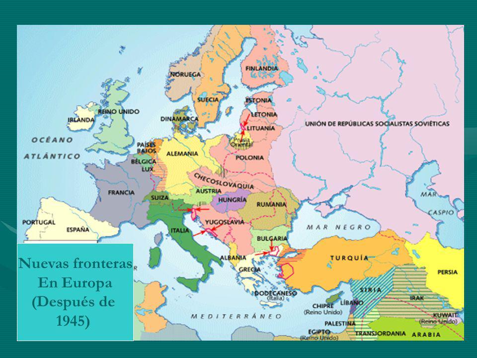 R E S P O N D E 1.- ¿Qué presidente se alinea con los aliados durante la Segunda Guerra Mundial.