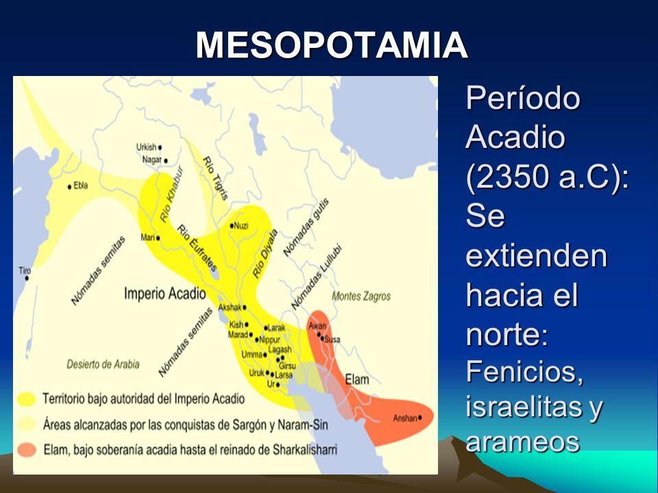 Ubicación temporal: 3000 a.C a 539 a.C. Períodos: 1.