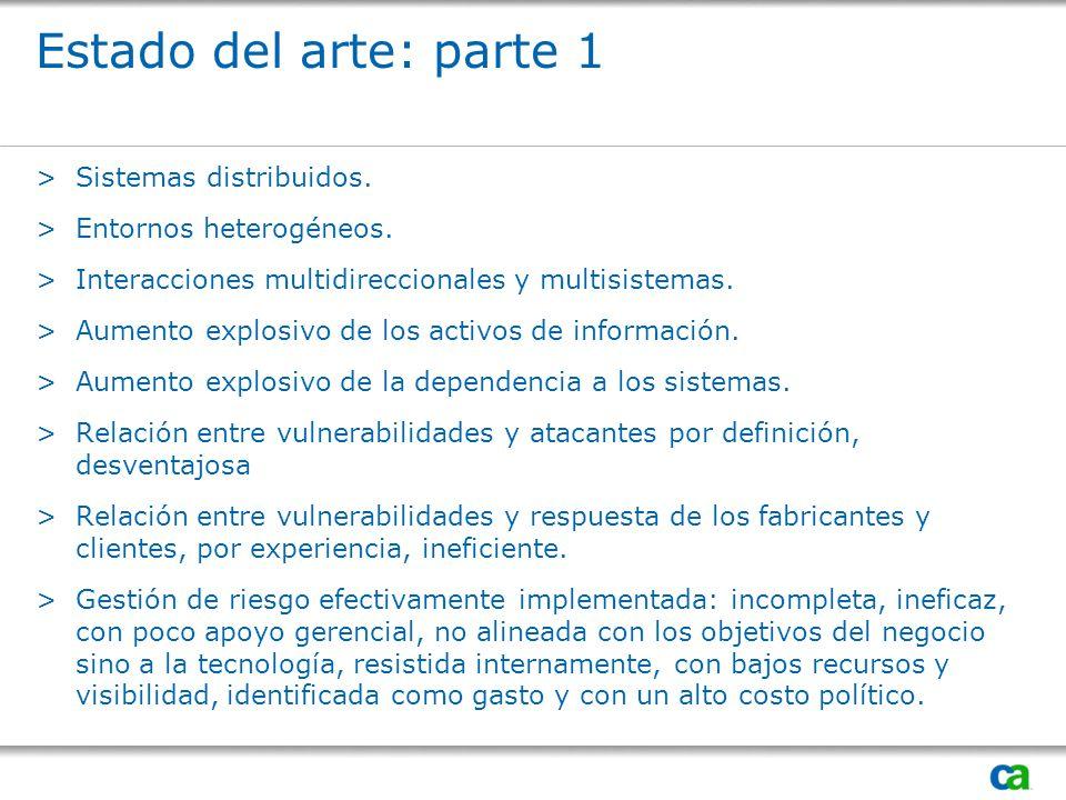 Estado del arte: parte 1 >Sistemas distribuidos. >Entornos heterogéneos.