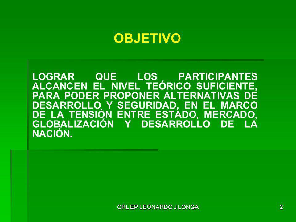 CRL EP LEONARDO J LONGA53 OTRAS ARMAS DE DESTRUCCIÓN MASIVA Minas antipersonales.