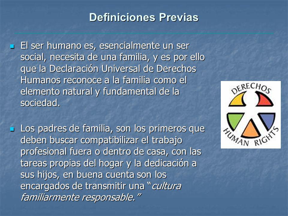 La persona como Sujeto de Derecho desde la Concepción.