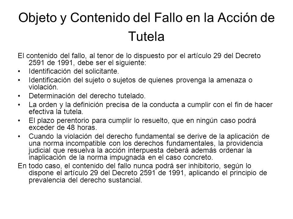 MODELO PARA INTERPONER UNA ACCIÓN DE TUTELA Señores: JUEZ______ O TRIBUNAL (SALA TAL).