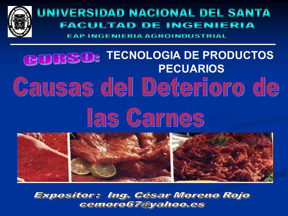 TECNOLOGIA DE PRODUCTOS PECUARIOS