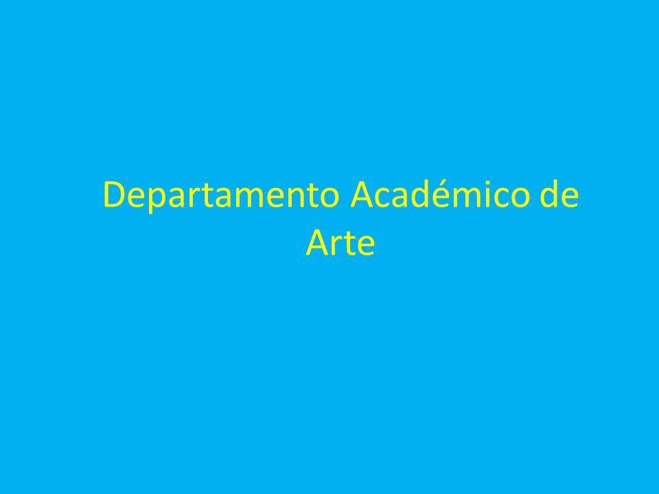 Departamento Académico de Arte