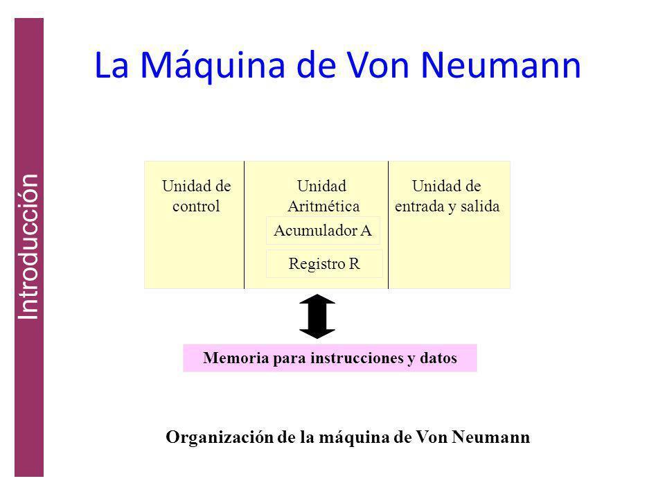 Von Neumann Introduce el concepto de programa almacenado. Propuso que los programas se almacenaran de forma digital en la memoria de la computadora ju