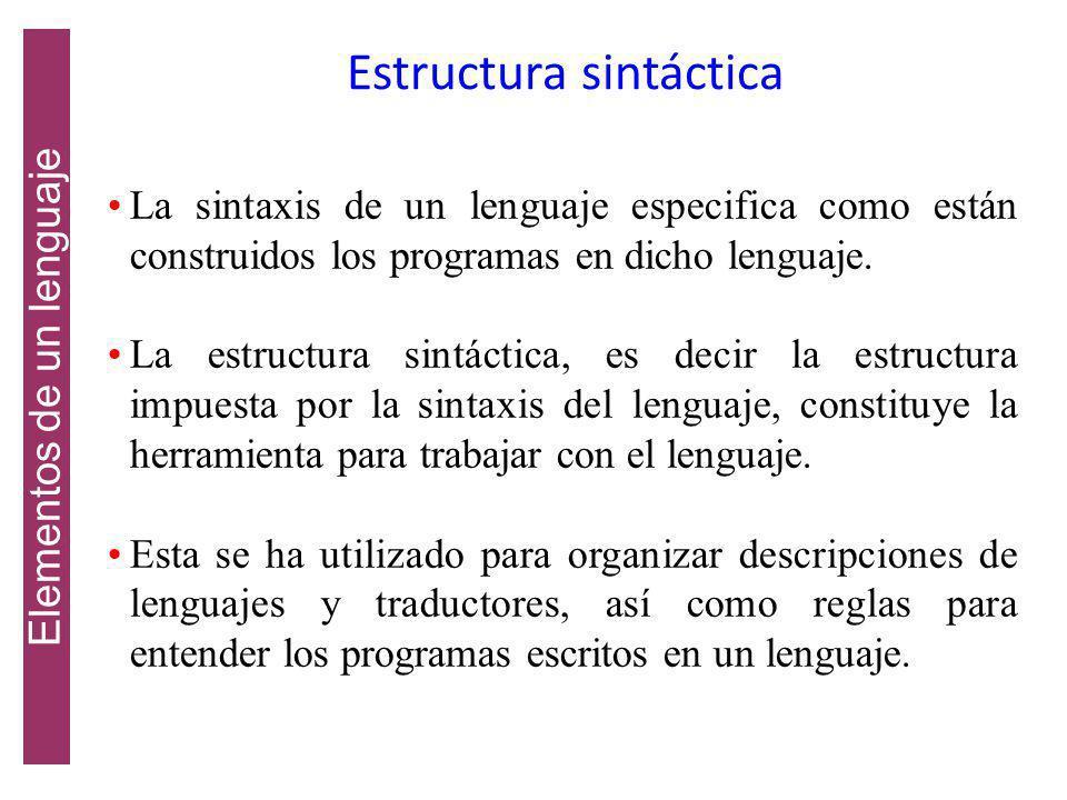 Como se debe estructurar un programa Existe más de una forma para solucionar un problema, así que hay mas de una forma para estructurar un programa. L