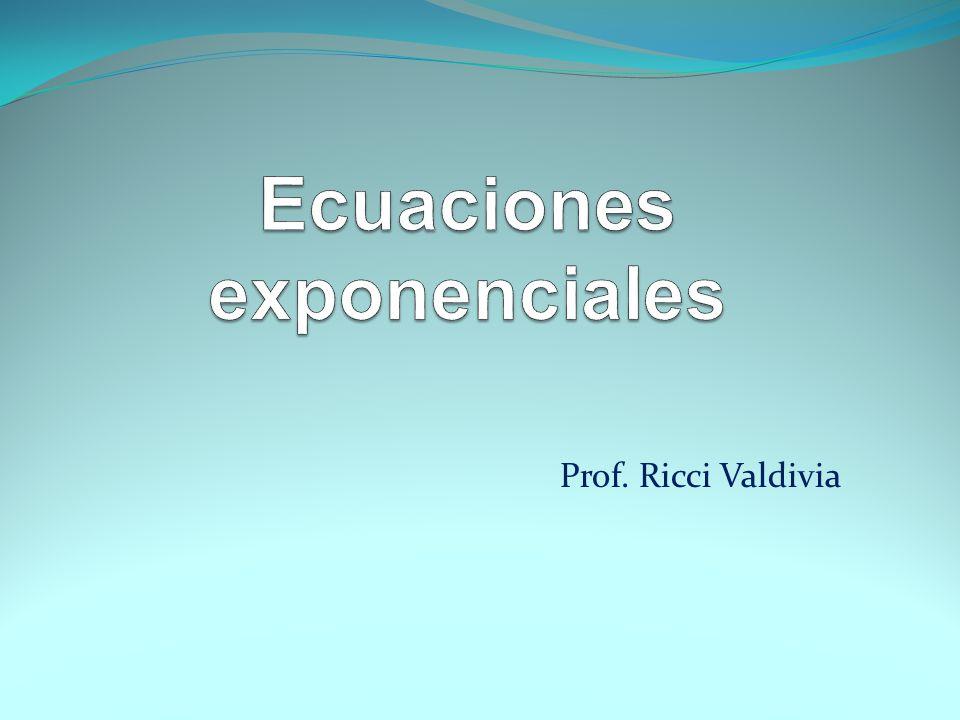 Prof. Ricci Valdivia