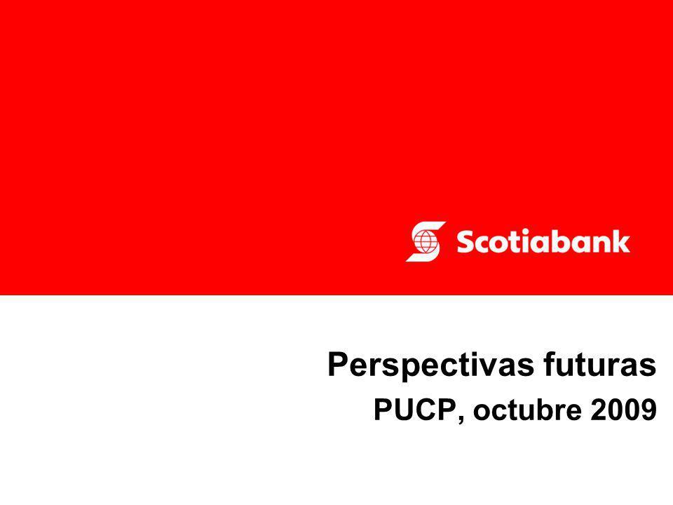 Perspectivas futuras PUCP, octubre 2009