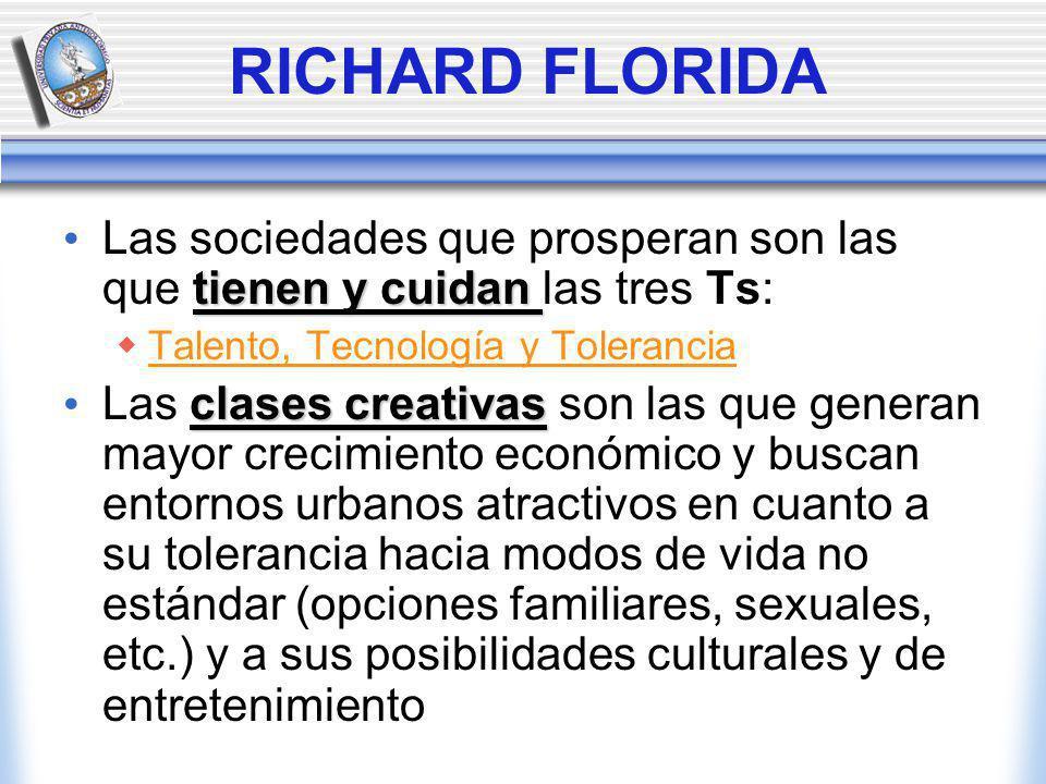 RICHARD FLORIDA