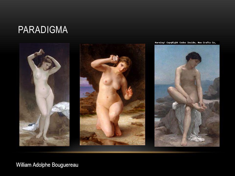 PARADIGMA William Adolphe Bouguereau