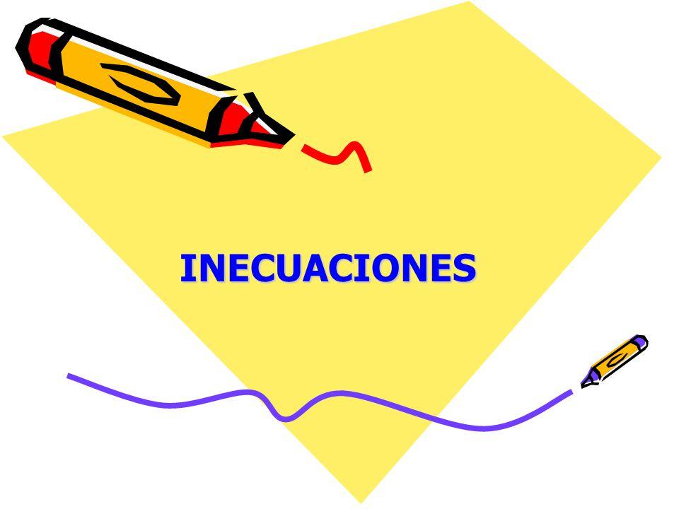 INECUACIONES