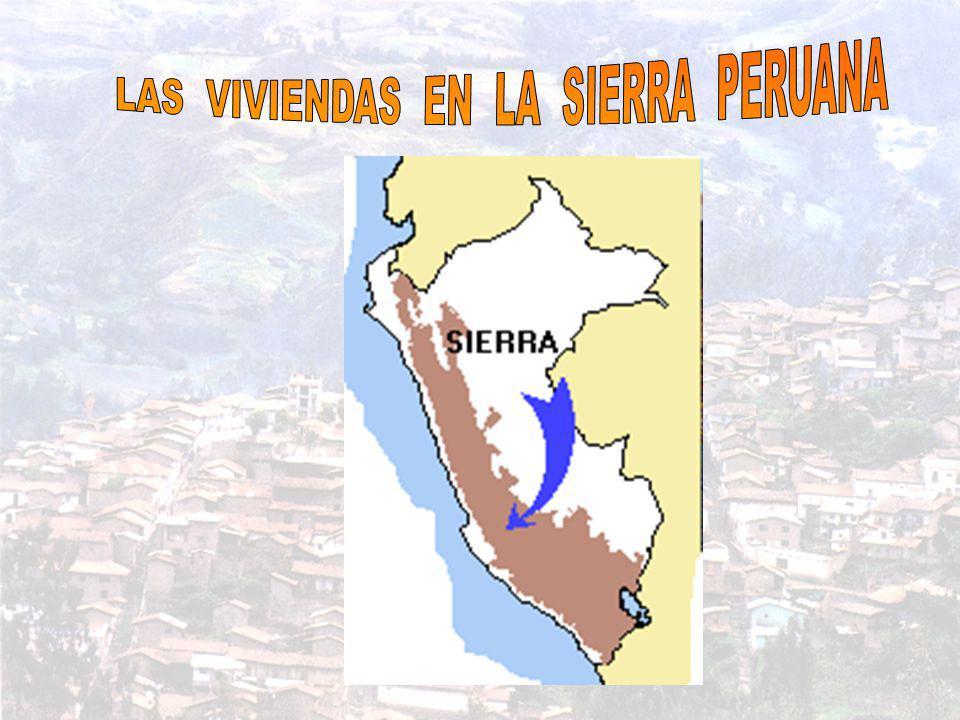 Las principales ciudades andinas se encuentran situadas en los valles que hay entre las montañas de los Andes.