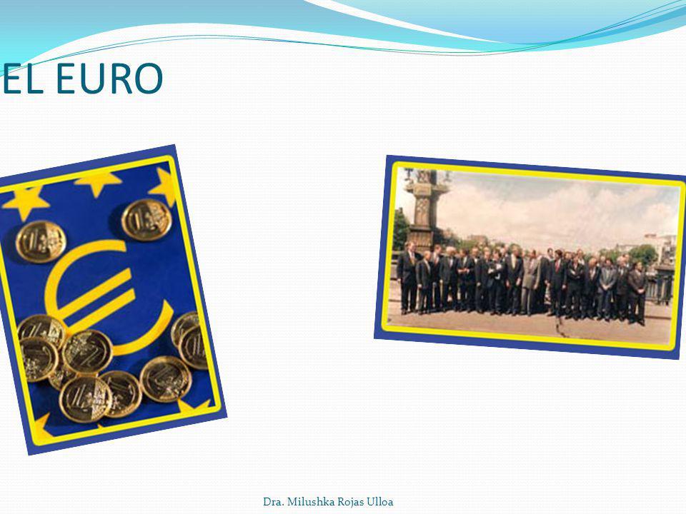 Dra. Milushka Rojas Ulloa EL EURO