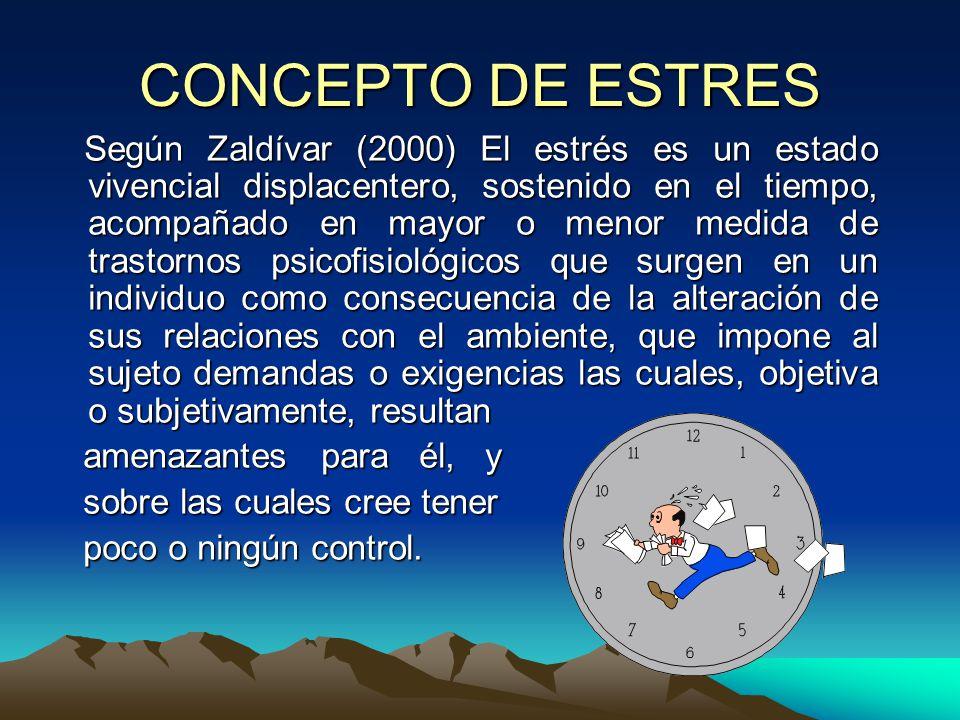 Tipos de Afrontamiento 2- Centrados en la emoción Para disminuir el impacto emocional vivencial : Relajación Técnicas orientales: Tai Chi, Yoga, etc.